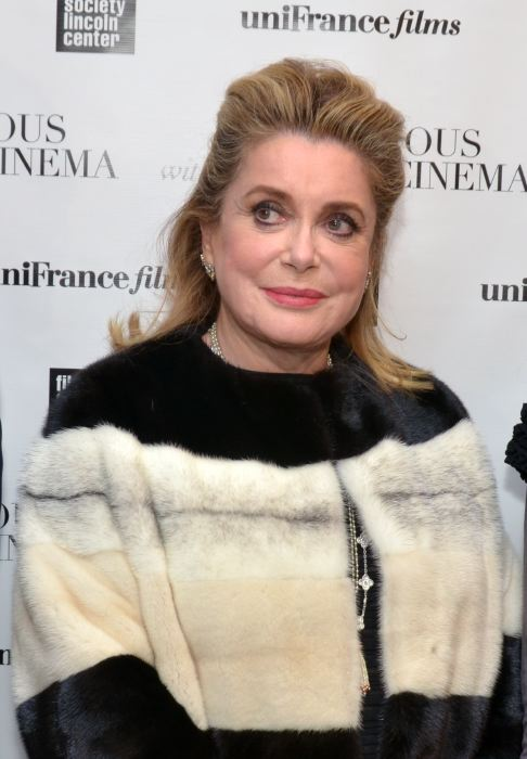 Catherine Deneuve, Paris Theater NYC - Rendezvous Opening Night  - Thursday