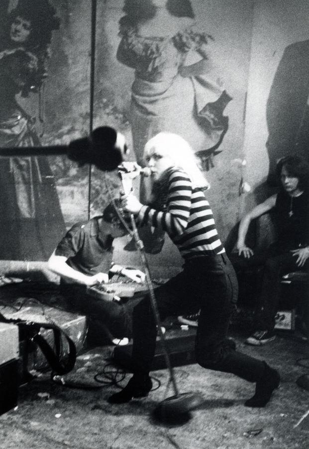 Blondie, CBGB 1977