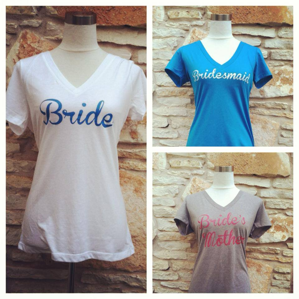 Custom Wedding Shirts