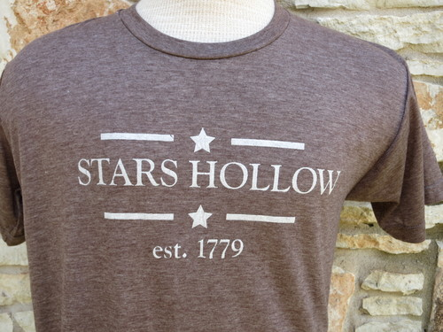 abd4734e Stars Hollow Crew Neck Shirt Unisex Options — Crafts by Casaverde