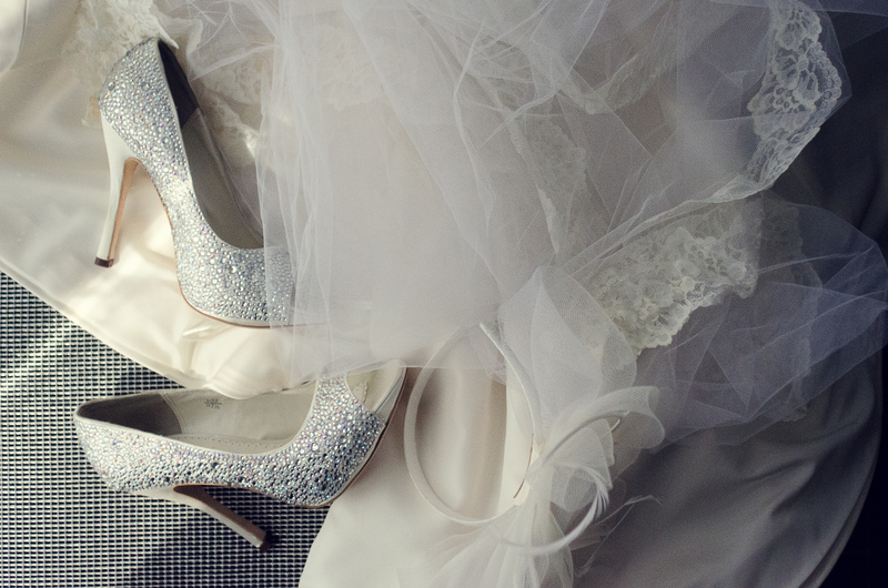 Atlanta-Wedding-Photographer-LeahAndMark-Veil and Shoes.jpg