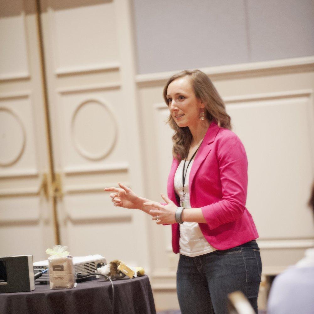 Rachel druckenmiller | 2016 [six-forty] peer presentation