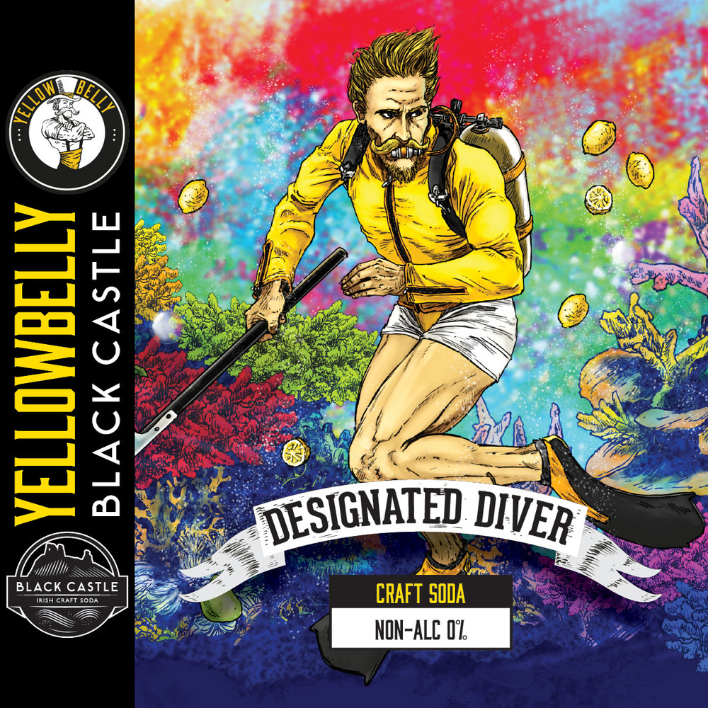 Designated Diver Label
