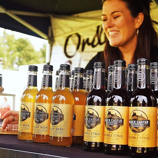 Looking forward to @tasteofwicklow next weekend in the gorgeous Abbey Grounds #wicklowtown ☀☀☀ We'll have our tasty #irishcraftsodas to keep you cool during the heatwave!! ☀☀☀