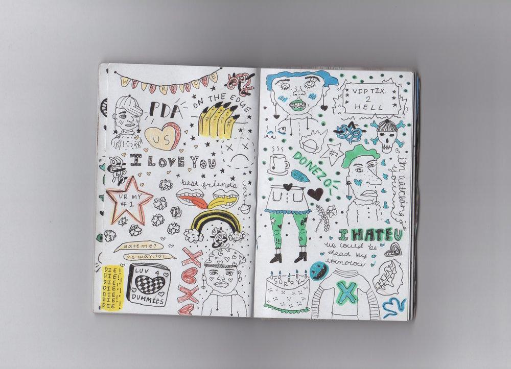 2D DESIGN SKETCHBOOK