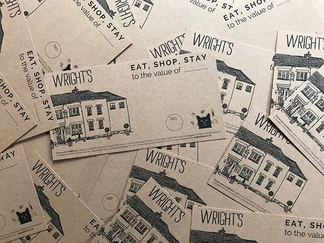 Vouchers available at Cardiff pop- up in Castle Arcade (7-9 Balcony), Wright's Llanarthne and online https://t.co/GSu95tNy8Y… (last orders for pre Christmas dispatch midday Thursday 20th) https://t.co/jYqOcxQOqG