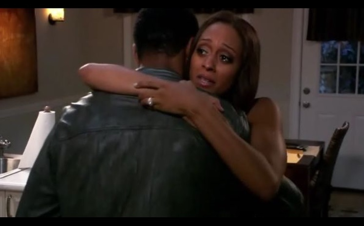Who remembers this episode of BET's hit TV series, The Game? Melanie loved Derwin so much but instead of crying tears of joys she was crying about the size of her ring!
