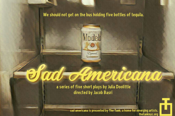 Sad Americana - A series of five short plays