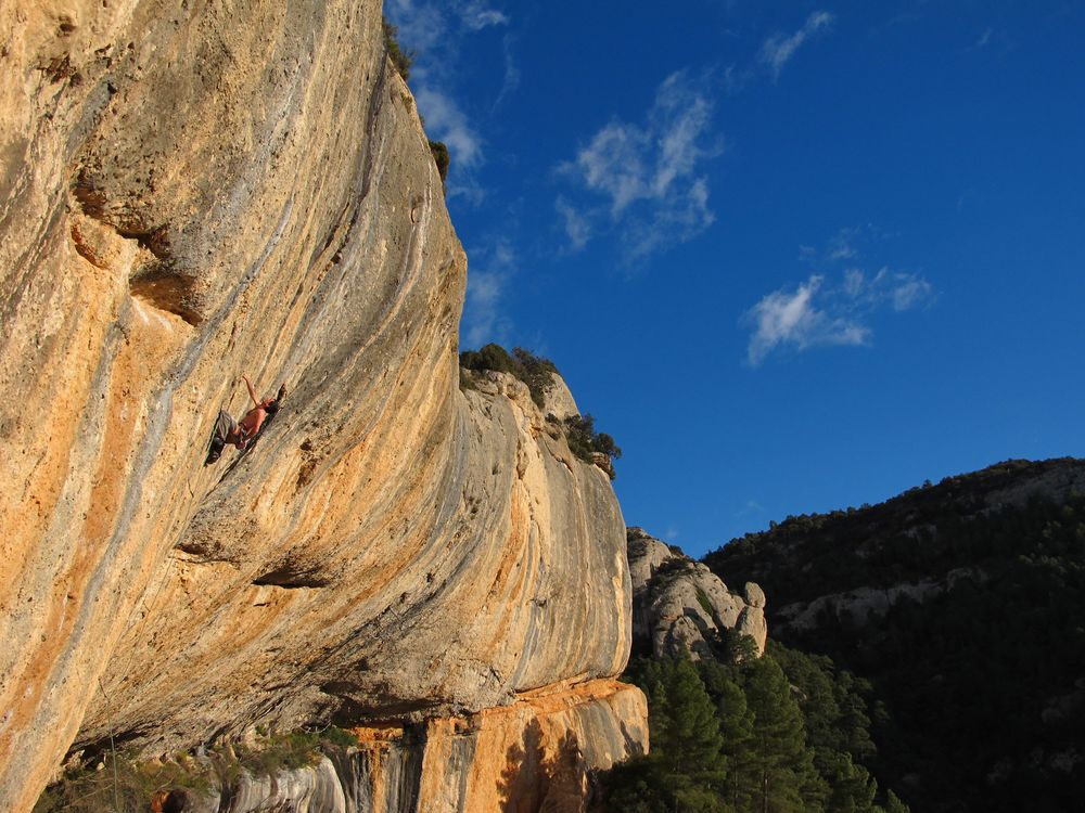 no idea on the name, beautiful climbing however. Photo by Chris Flowers, Canon G11.
