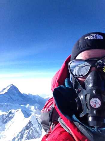 From my hobby, it says a lot that people will only now carry an iPhone when summiting Everest!  Emily Harrington on the summit of Everest with a selfie from her iPhone .