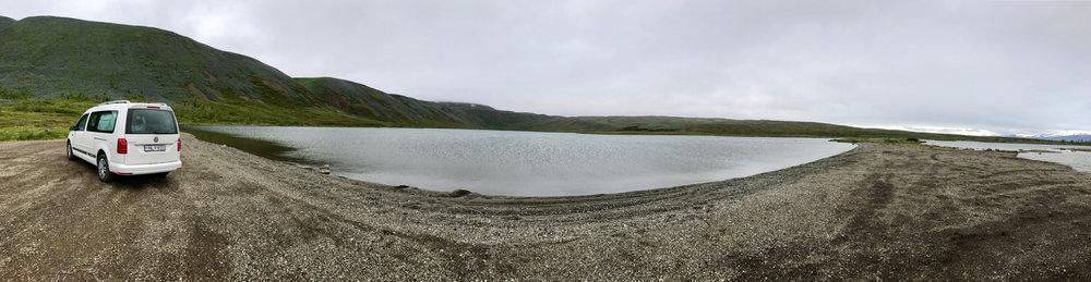 Husavik, north Iceland