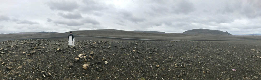 wastelands, iceland