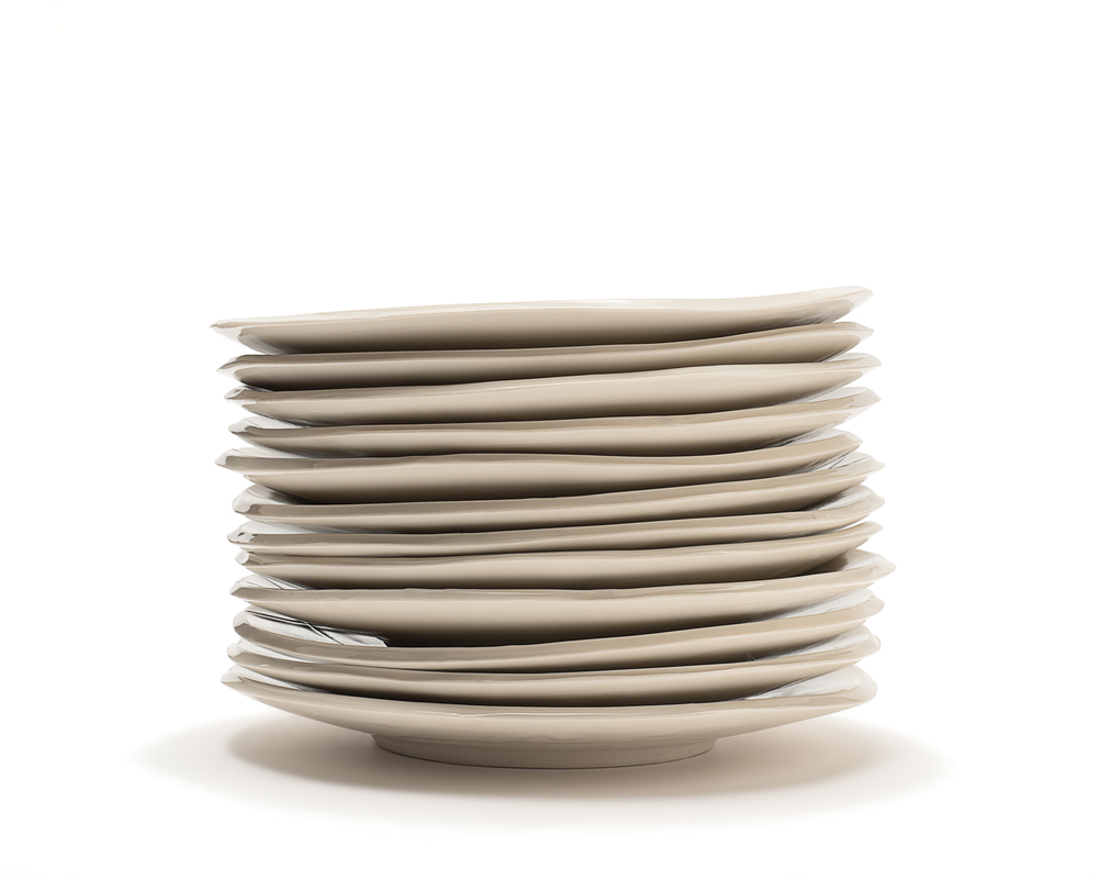 DInner Plate Stack