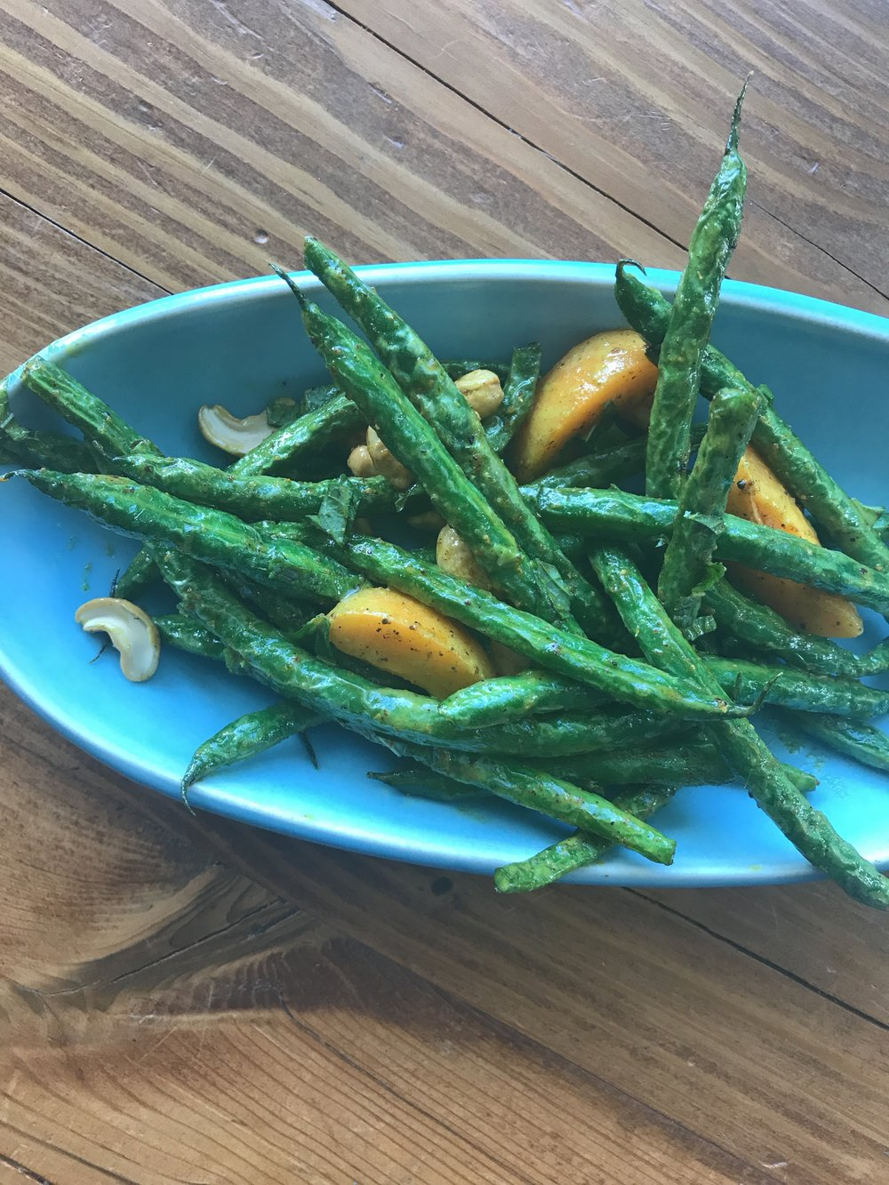 Share this dish: with Chef Jenn Louis from Ray Restaurant in Portland, OR
