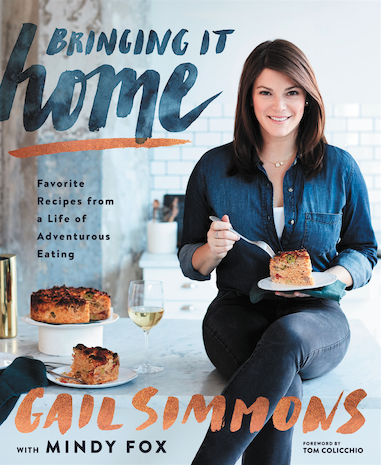 Gail Simmons Bringing it Home
