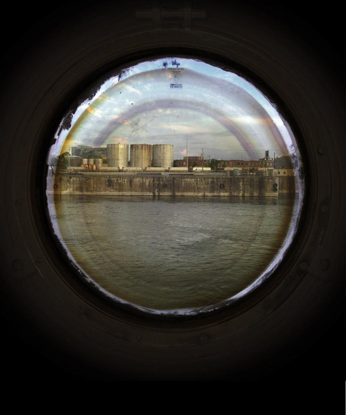 Portholes (wall)