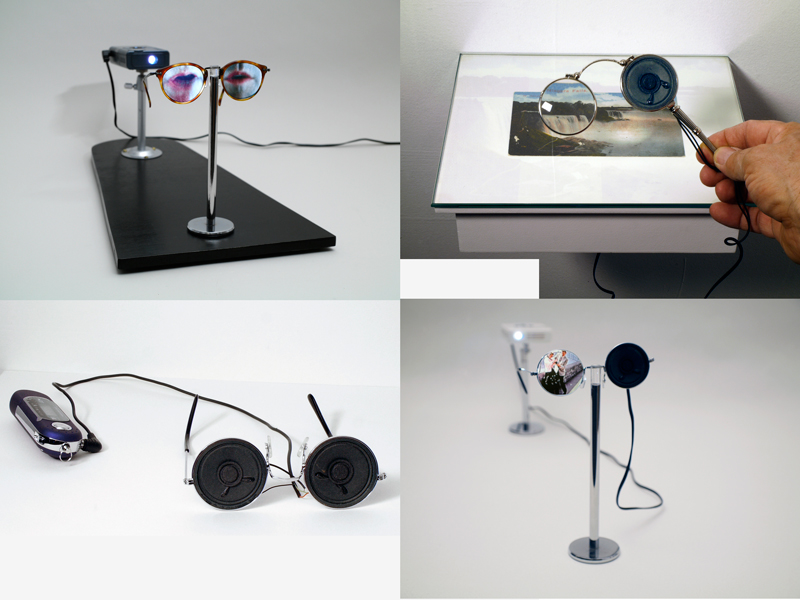 Collectable Spectacles