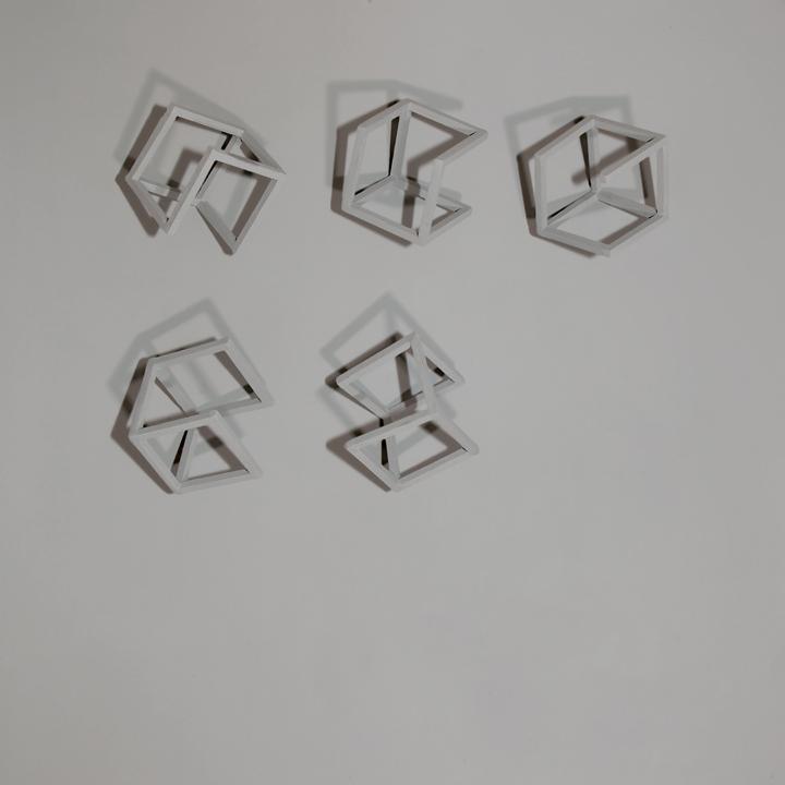 The Saddest open Cube