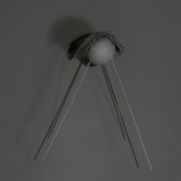 The Warhol Sputnik Marriage
