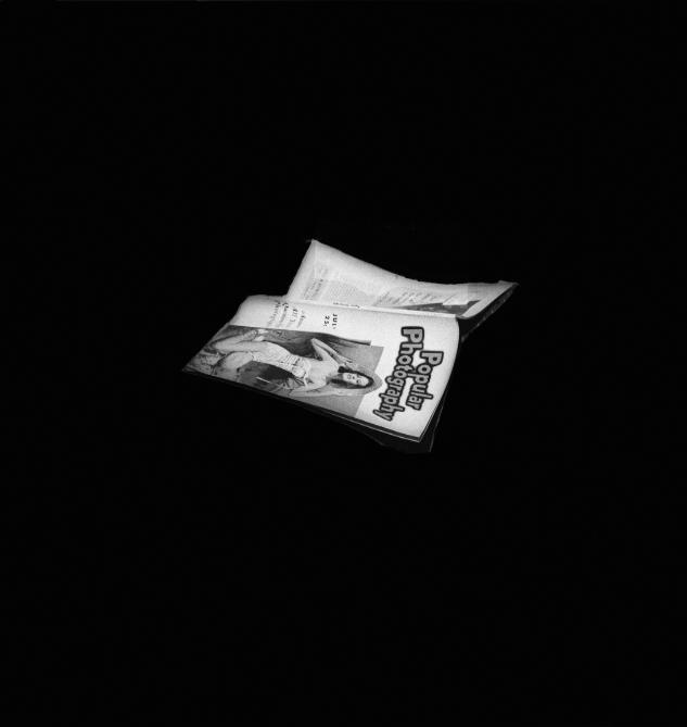 "Randy Grskovic, Popular Photography, gelatin silver print, 24"" x 20"", 2015"