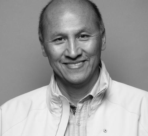 Dr. Gerald McMaster