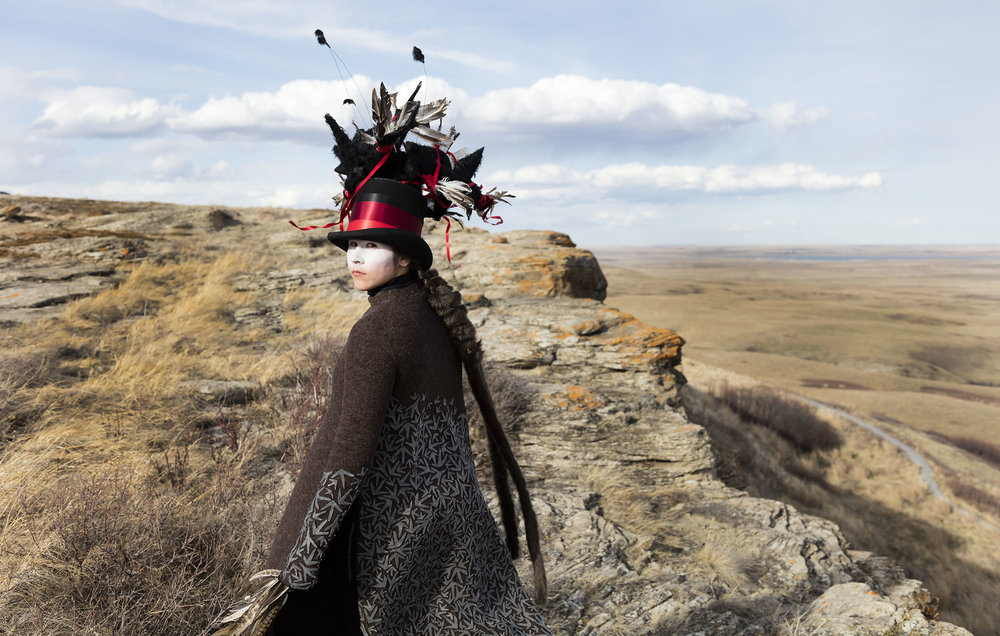 Meryl McMaster - Edge of a Moment
