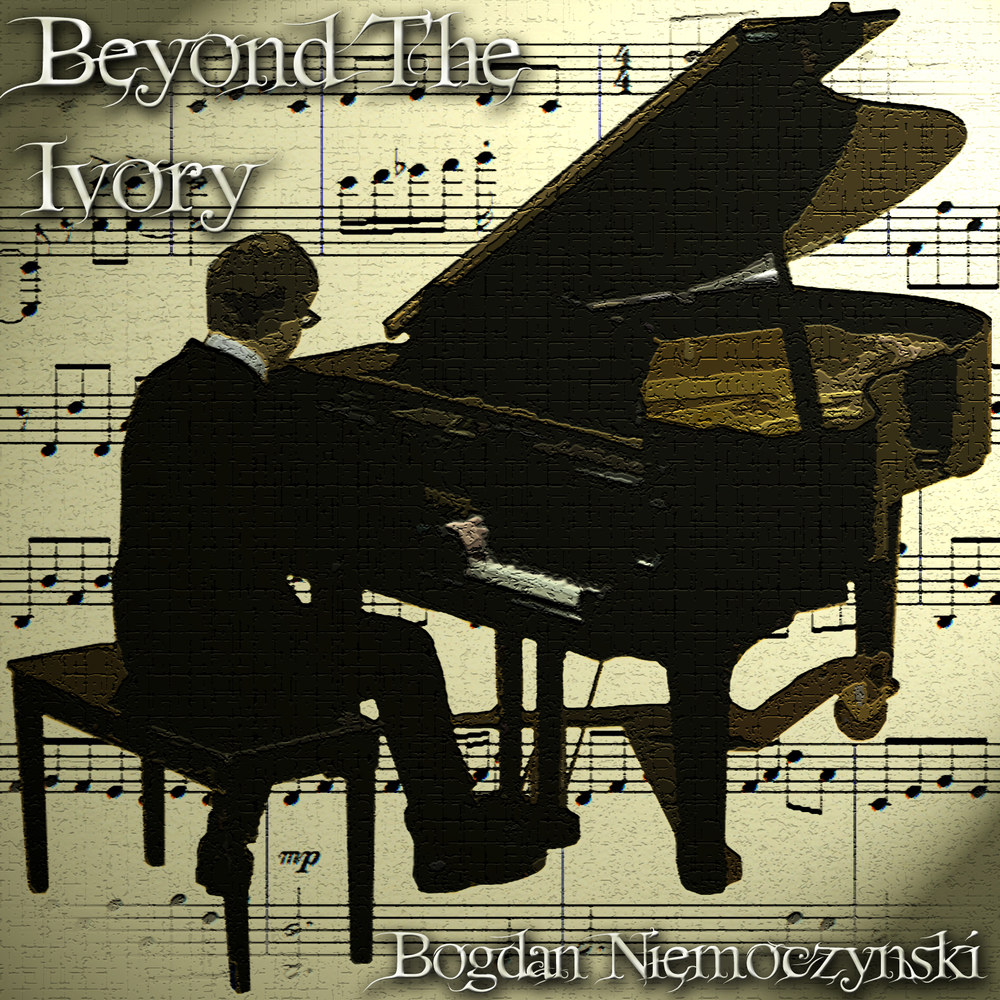 CD Cover, completed 2010