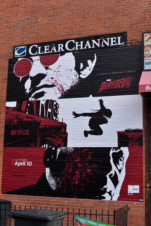 Marvel's Daredevil Netflix Premiere