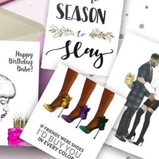 Shop This Seasons Hautest Greeting Cards! #melangeparfait #perfectblend #greetings #greetingcard #jj #greetingcards #stationery #stationeryaddict #holiday #i #me #stationerylover #love #gifts #buyblack #melanin #melaninpoppin #blm #insta #support #blackowned #blackgirlmagic #black #proud #blackgirlsrock #fubu