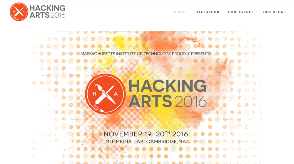 MIT Hacking Arts: I am organizing a panel with Pip Mothersill on Biotech and Art.  Speakers include Joe Davis esteemed bioartist, David Kong of of the community BioHacking lab EMW, Christina Agapakis of GinkoBioworks, Julie Legault of Amino, and Dr. Natalie Kuldell, author of BioBuilders.