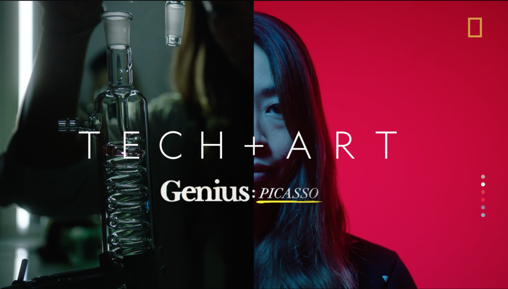 Art+Tech: Reprogramming Perception  - NATIONAL GEOGRAPHIC