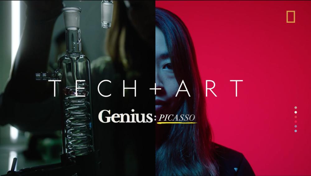 Art+Tech: Reprogramming Perception - NATIONAL GEOGRAPHIC