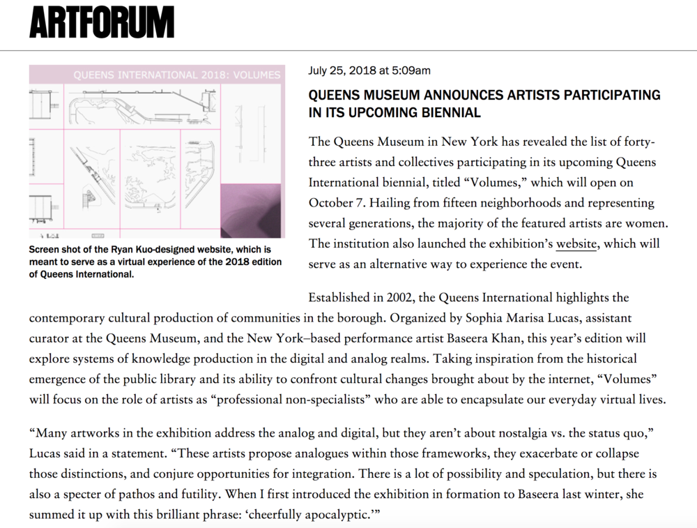 https://www.artforum.com/news/queens-museum-announces-artists-participating-in-its-upcoming-biennial-76092