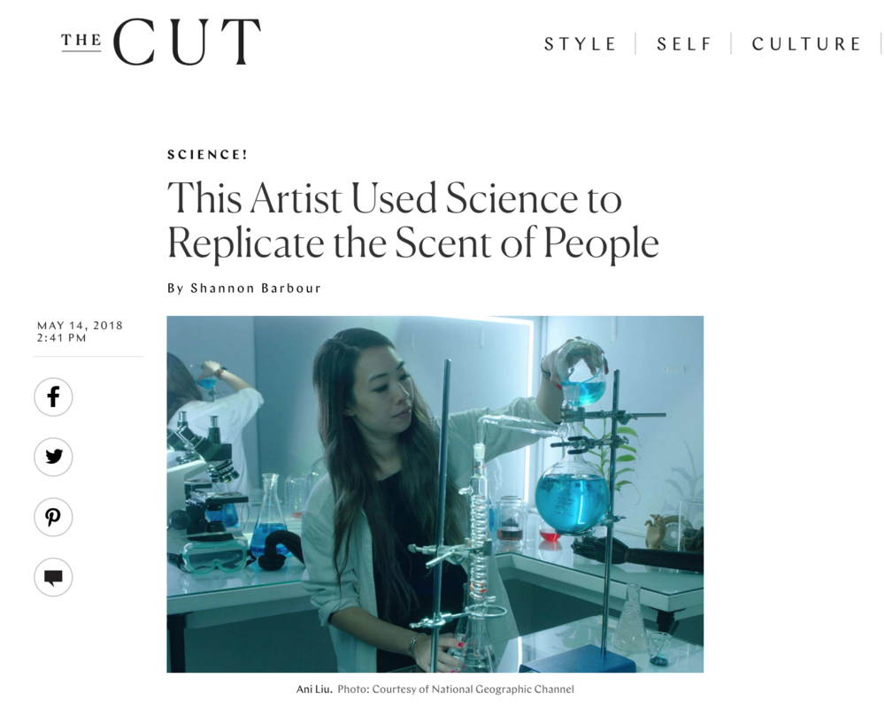 https://www.thecut.com/2018/05/artist-ani-liu-used-science-to-create-human-perfumes.html