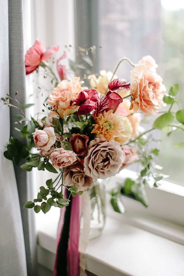 Bridal Bouquet-my creative domain.