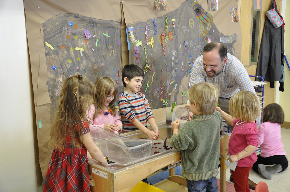 A Cooperative Preschool Experience