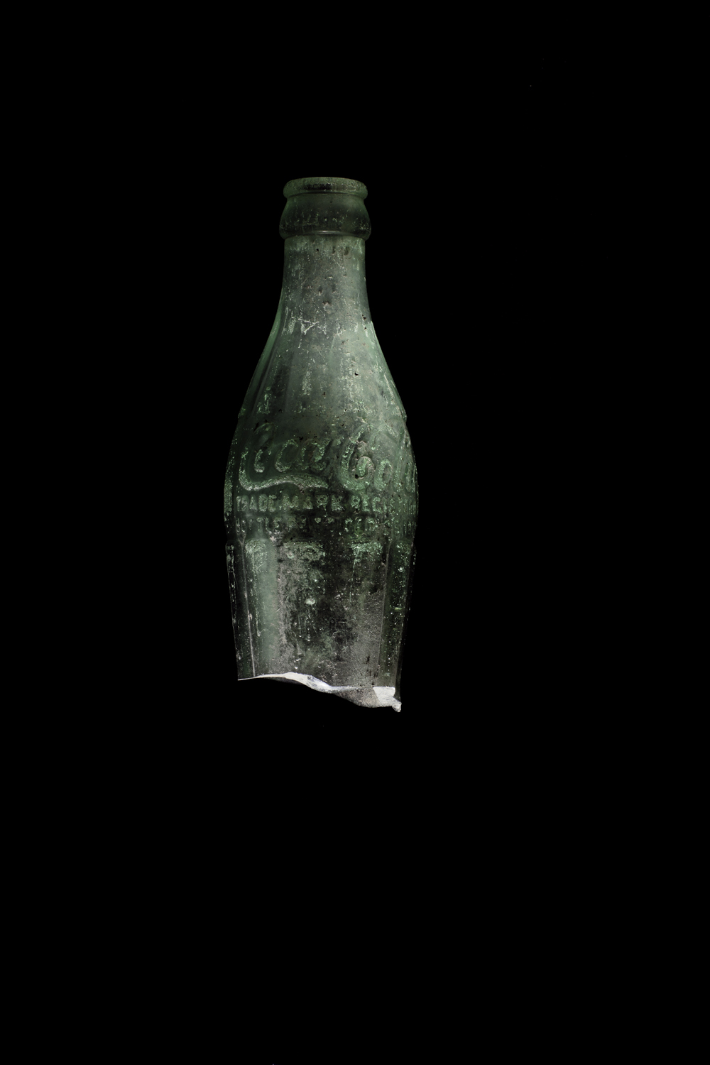 Coke Bottle, Peddocks Island.