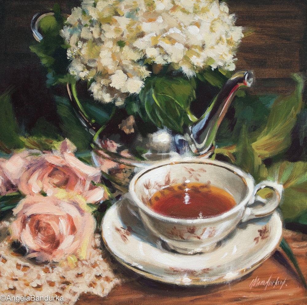 Hydrangea Tea