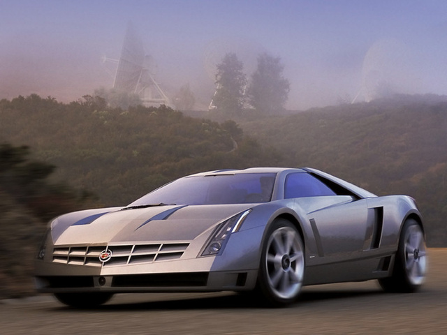 The Cadillac Cien powerfully demonstrated the capabilities of General Motors Design Studio.