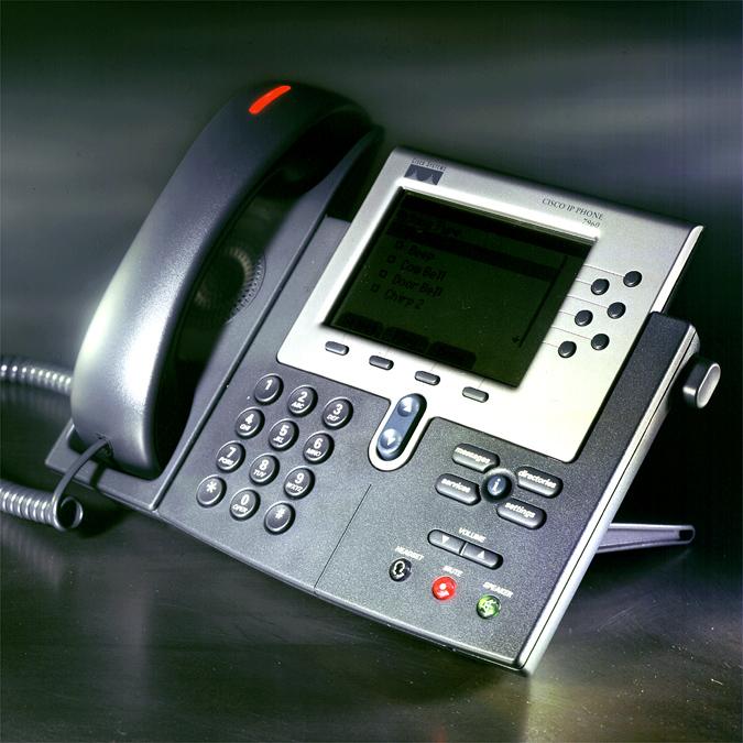 Cisco Telecaster 7800 VOIP
