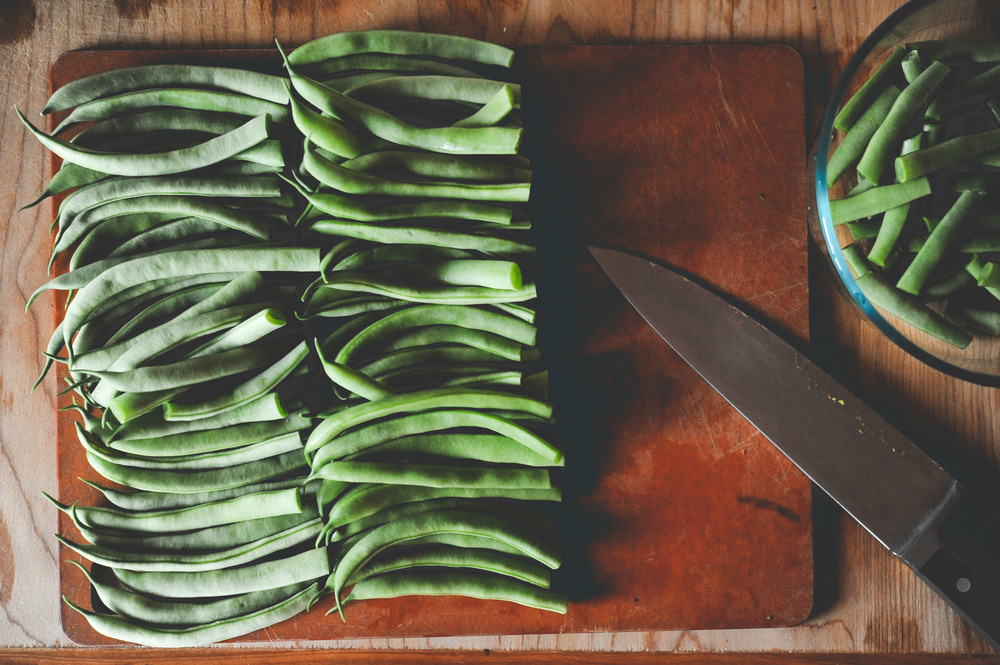 Pickling Green Beans_Seattle Urban Farm Co.