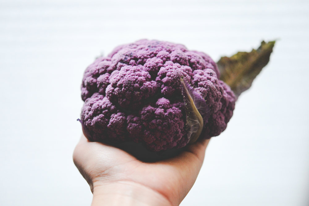 Purple Cauliflower_Seattle Urban Farm Co.