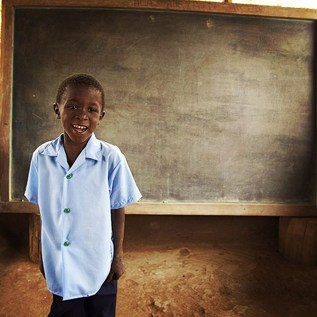 Meet Nelson! He's just one of the hundreds of children who have received a school uniform from CCO to encourage education! Please consider sending one!!! It only costs $20. Many families cannot afford a uniform and the children end up staying at home. Go online to crossconnectionoutreach.org today to GIVE! Link is in our profile ☝🏻️