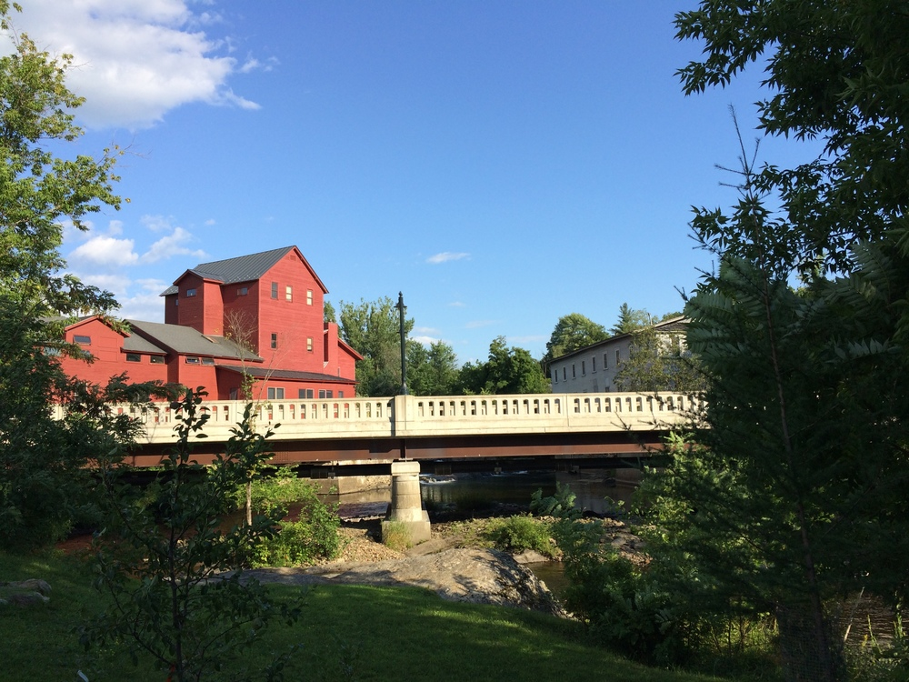 The Red Mill at VSC.