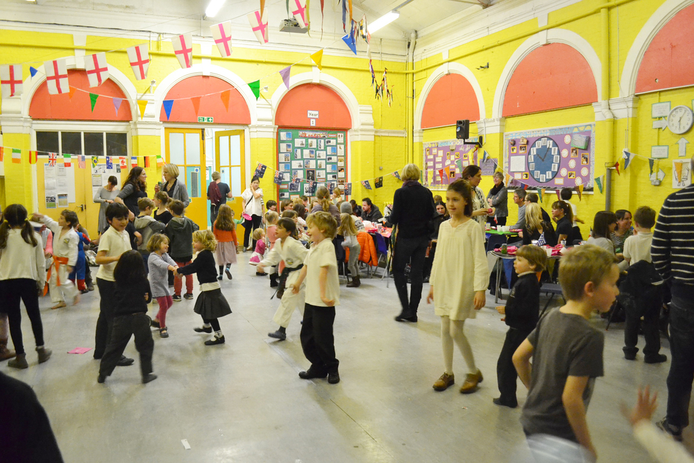 International Evening Heber School