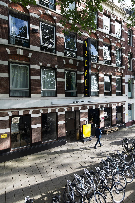 Amsterdam NL 2017  Client- The Arcade Hotel