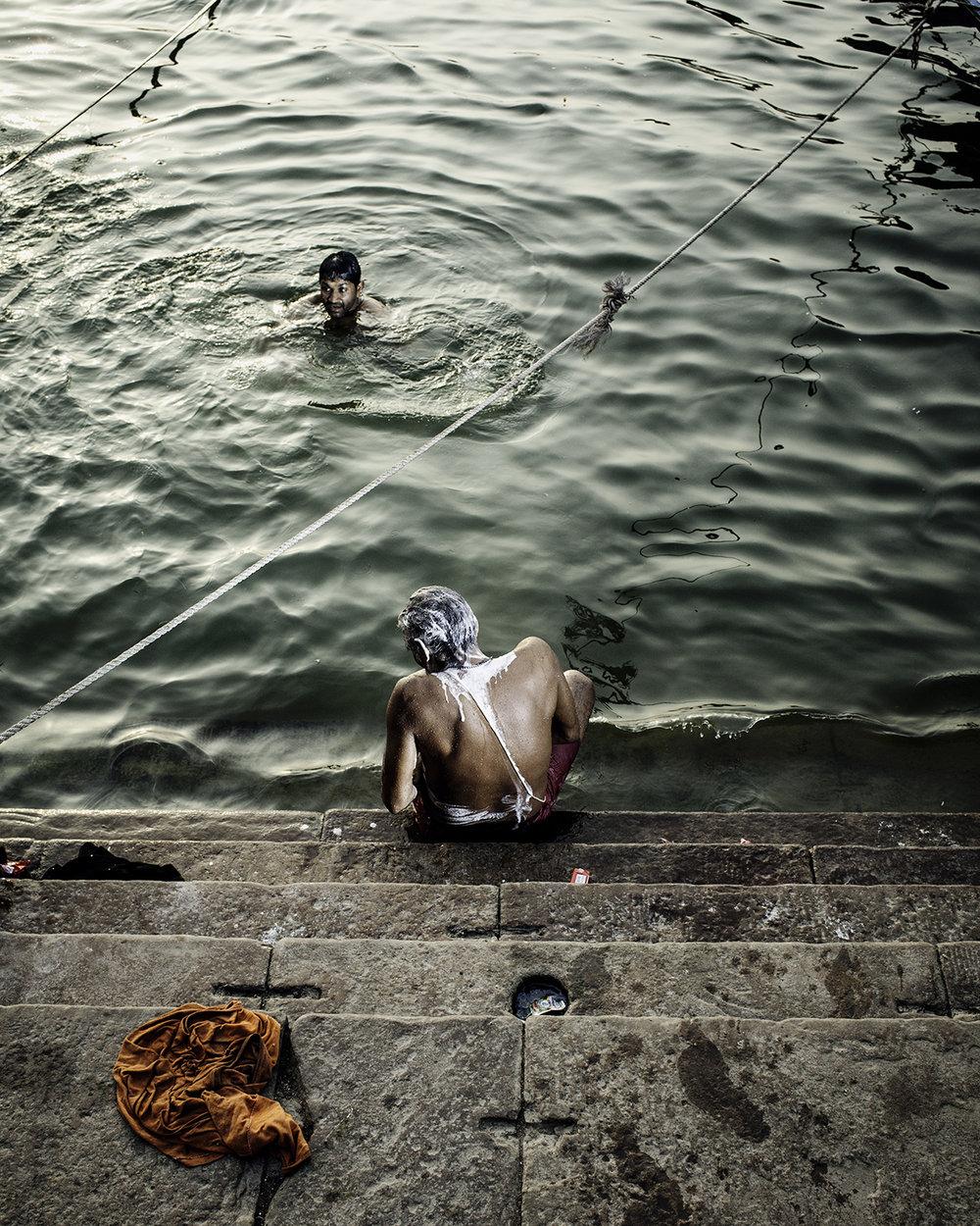 Ganges, Varanasi India- 2015
