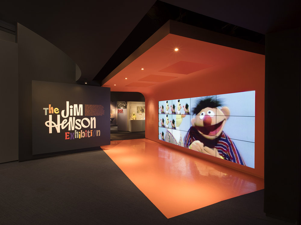 Museum of the Moving Image, Queens NY 2017  Client- Collins