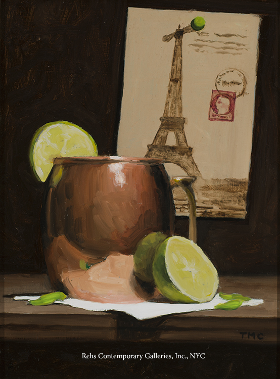 Moscow Mule by Todd Casey