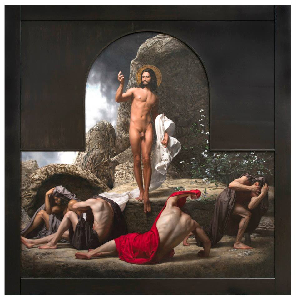 Resurrection by Graydon Parrish